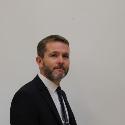Mr M Rankin, Head of School